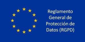 Reglamento General de Protección de Datos RGPD